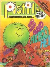 Pistil -1- Numéro 1