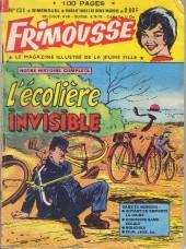 Frimousse -121- L'écolière invisible