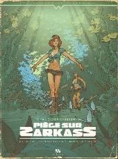 Piège sur Zarkass -2- New Pondichery mon amour