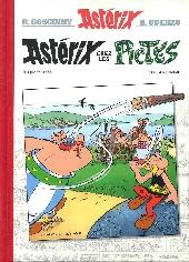 Astérix (albums Luxe en très grand format) -35- Astérix chez les Pictes