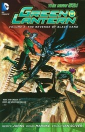 Green Lantern Vol.5 (DC Comics - 2011) -INT02- The Revenge of Black Hand