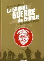 La grande Guerre de Charlie -5- Les Tranchées d'Ypres