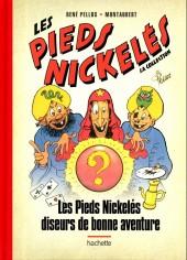 Les pieds Nickelés - La collection (Hachette) -4- Les pieds nickelés diseurs de bonne aventure