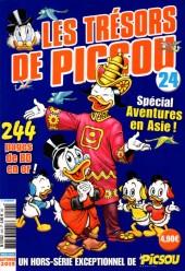 Picsou Magazine Hors-Série -24- Les trésors de Picsou - Spécial aventures en Asie