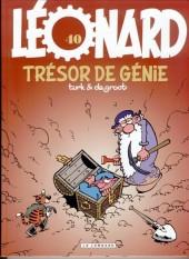 Léonard -40a2013- Trésor de génie