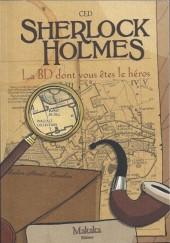 Sherlock Holmes - La BD dont vous êtes le héros -1- Livre 1