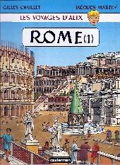 Alix (Les Voyages d') -2b01- Rome (1)