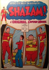 Shazam! Les aventures de Captain Marvel -4- Ibac le maudit