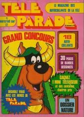 Télé parade -16- Grand concours