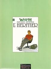 Largo Winch -1off- L'héritier