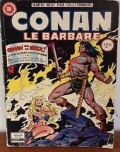 Conan le barbare (Éditions Héritage) -HS- Conan sur la croix