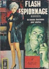 Flash espionnage (1re série - Arédit) -Rec3103- Album N°3103 (n°31 et n°32)