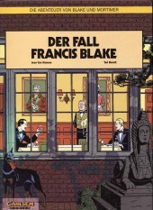 Blake und Mortimer (Die Abenteuer von) -10- Der Fall Francis Blake