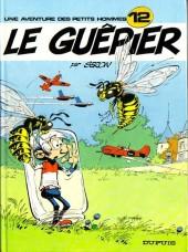 Les petits hommes -12a1988- Le guêpier