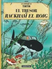 Tintin (en langues régionales) -12Catalan- El tresor de Rackham el Roig