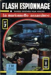Flash espionnage (1re série) -7- La marionnette assassinée