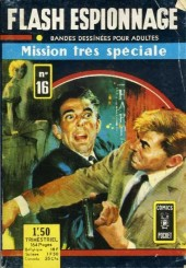 Flash espionnage (1re série - Arédit) -16- Mission très spéciale