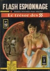 Flash espionnage (1re série - Arédit) -19- Le trésor des SS