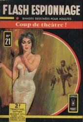 Flash espionnage (1re série - Arédit) -21- Coup de théâtre