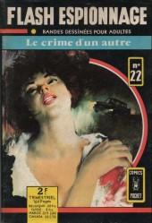 Flash espionnage (1re série) -22- Le crime d'un autre