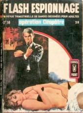 Flash espionnage (1re série - Arédit) -28- Opération Cléopâtre