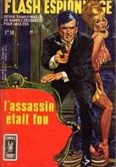 Flash espionnage (1re série) -29- L'assassin était fou