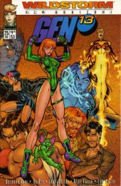 Gen13 (1995) -25- Where angels fear to tread