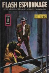 Flash espionnage (1re série) -35- Permis de tuer
