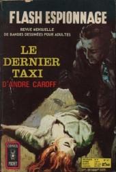 Flash espionnage (1re série) -37- Le dernier taxi