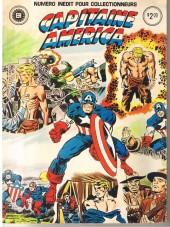 Capitaine America (Éditions Héritage) -HS1- Capitaine America