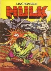 L'incroyable Hulk (Éditions Héritage) -SP- L'incroyable Hulk