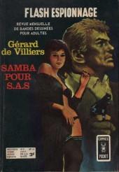 Flash espionnage (1re série - Arédit) -41- Samba pour S.A.S