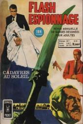 Flash espionnage (1re série) -51- Cadavres au soleil