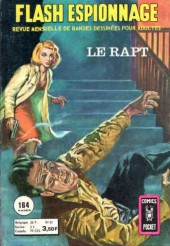 Flash espionnage (1re série) -53- Le rapt