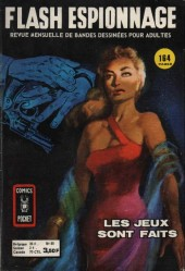 Flash espionnage (1re série - Arédit) -58- Les jeux sont faits
