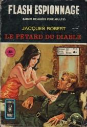 Flash espionnage (1re série - Arédit) -73- Le pétard du diable 2/2