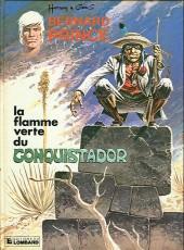 Bernard Prince -8b1981- La flamme verte du conquistador