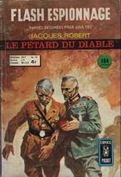 Flash espionnage (1re série - Arédit) -72- Le pétard du diable 1/2