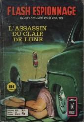 Flash espionnage (1re série - Arédit) -71- L'assassin au clair de lune