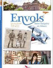 Envols -1- Saint Exupéry en Alsace