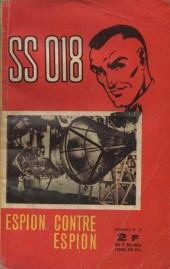 SS 018 -8- Espion contre espion