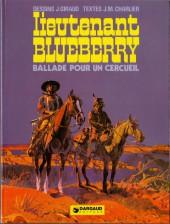 Blueberry -15a82- Ballade pour un cercueil