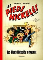 Les pieds Nickelés - La collection (Hachette) -5- Les Pieds Nickelés s'évadent