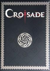 Croisade - Nomade -TT- Sybille, Jadis + Le maître des sables