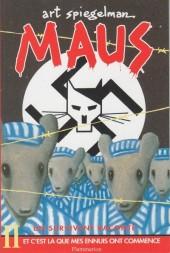 Maus -2b- Et c'est là que mes ennuis ont commencé