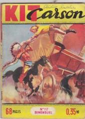Kit Carson -117- Kit Carson et le totem de guerre