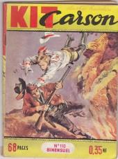 Kit Carson -110- Kit Carson et la grande nuit