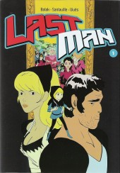 LastMan -1TLd- Tome 1