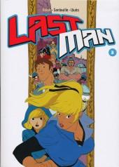LastMan -3- Tome 3
