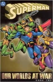 Superman (TPB) -INT- Our Worlds At War - Book Two